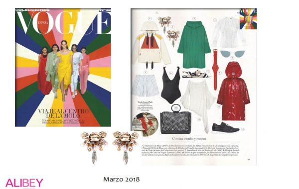 Vogue Marzo 2018