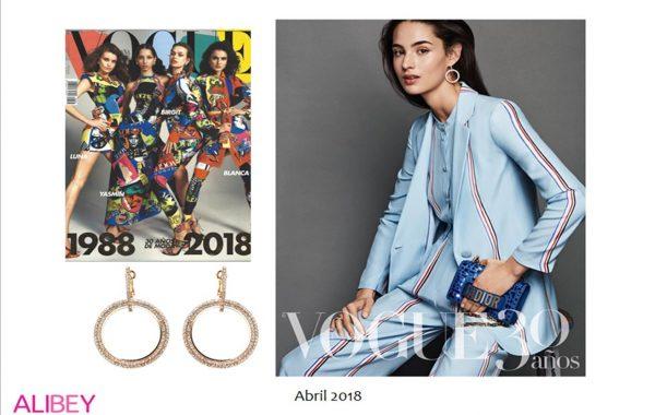 Vogue Abril 2018