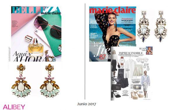 Marie Claire Junio 2017